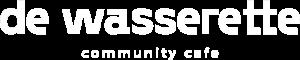 Logo De Wasserette